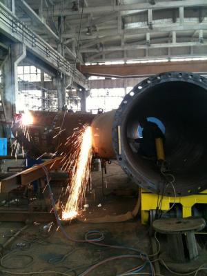 "Изграждане на нов факел за въглеводороди в ""Лукойл Нефтохим Бургас"" АД"