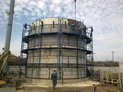 "Construction of PB ""Valchi Dol"""