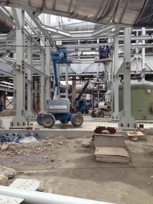 "Изграждане на газоочистваща инсталация в ""Аурубис"" АД гр Пирдоп"