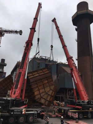 Arcelor Mittal Plant, Gent, Belgium